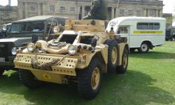 Daimler Ferret Mk 1/2 Armoured Car