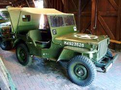 1943 Willys .25 ton Jeep