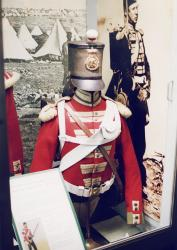 Crimean Infantry uniform
