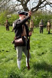 Firepower through the ages - Flintlock musket of the 1770s - MUR3_ftamusket4