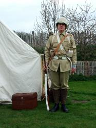 British Soldier of the Boer War