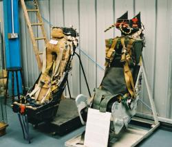 Martin-Baker ejector seats
