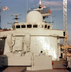 Royal Navy Sea Dart Missile System