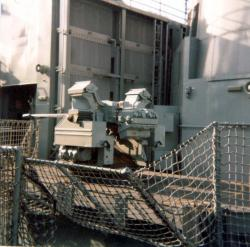 Twin 30mm cannon