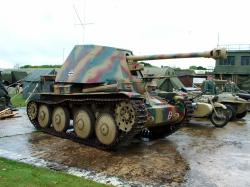 A German Marder III Tank-Hunter
