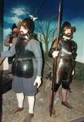 Border Reivers - examples of armour