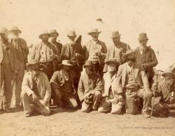 General Cronje's Commandants.