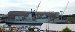 RFA Fort Austin, Fort Class Stores Vessel