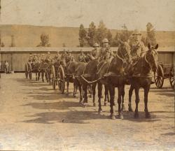 Horse Artillery troop - Boer War