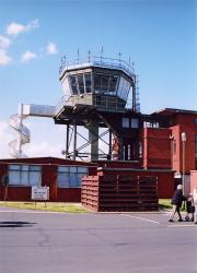 The Control Tower, RAF Linton-on-Ouse