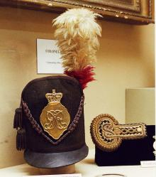 British Officer's Shako
