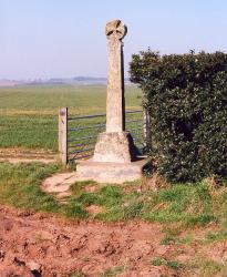 Towton Battlefield Monument