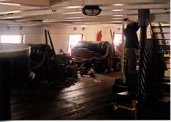 The Trincomalee, Main Gun Deck